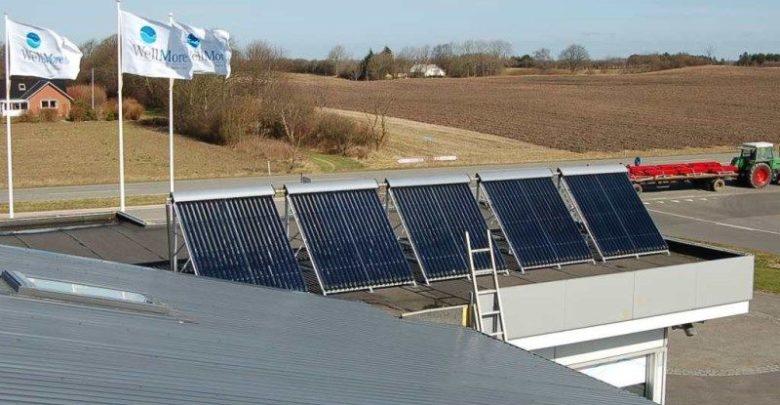 Photo of Brug solceller som en primære energikilde