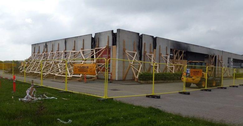Photo of Populært byggehegn som er nemt at stille op og tage ned