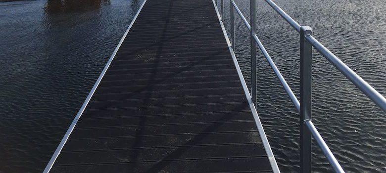 Photo of Pro-Bro – vælg mellem flere flotte badebroer